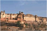 Amber Fort, Jaipur, Rajasthan,Goden Triangle Tour,Indian Holiday Vacations,Vista