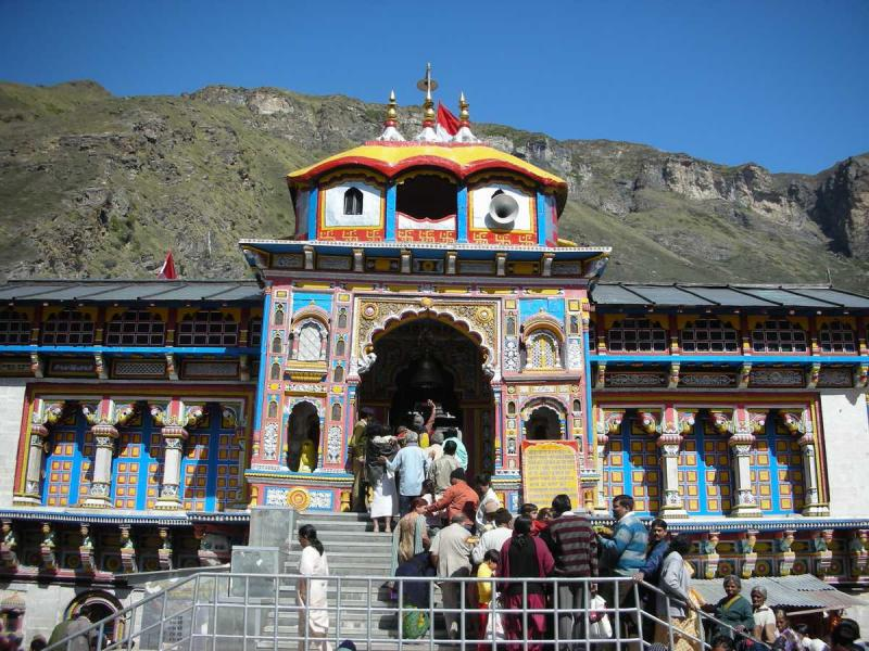Badrinath,Chardham,Uttaranchal,Spiritual,Temple,India Holiday,iToursWorldwide