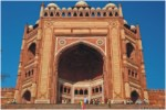 Buland Darwaza,Fatehpur Sikri,Golden Triangle Tour,Indian Holiday Package,Vista