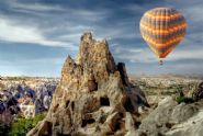 Cappadocia, Hot Air Balloon Safari, Goreme Open Air, Rose Valley, Underground