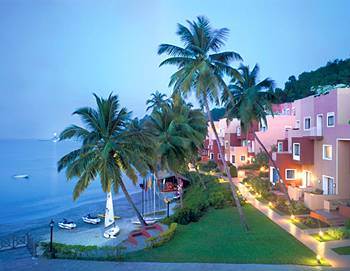 Cidade De Goa Beach Resort, Vacation Packages, Indian Holiday Options