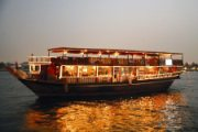 Dhow Cruise,Dance,Dubai Creek,Buffet Dinner,Tours,Packages,India Holiday Options