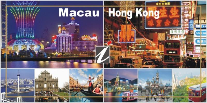 Macau,Casino,Hong Kong,Tower,Gondola,Cathedral,Peak Tram,Cruise,Madame Tussauds
