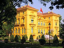 Hanoi Presidential Palace, Vietnam, Tour Package, India Holiday, Vacation Option