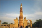 Qutub Minar, New Delhi, Golden Triangle Tour, Indian Holiday Options, Vacations