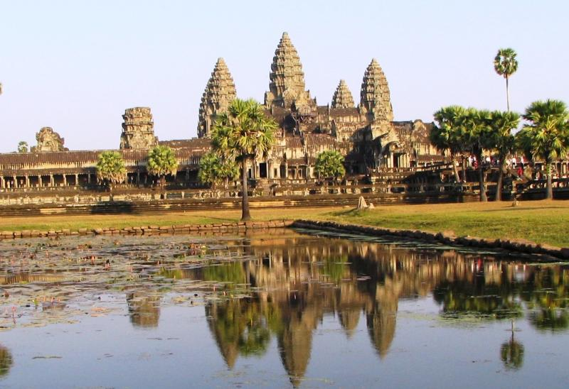 Siem Reap, Angkor Wat, Cambodia, Holiday, Vacation, Package, Tour