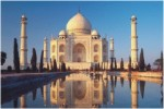 Taj Mahal, Indian Wonder, Agra, Indian Holiday Package Tour Vacations, Vista