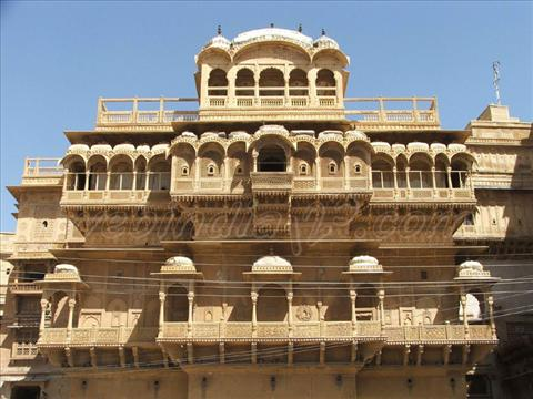 Jaisalmer, Forts Palaces Tours, Desert, iToursWorldwide, India Holiday Options
