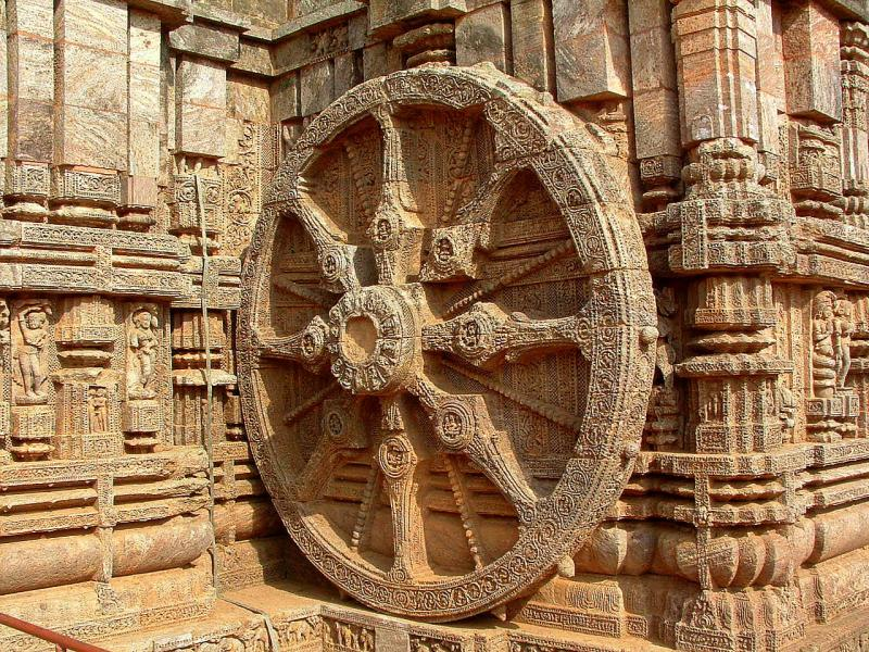 Konark,Puri,Bhubaneswar,Orissa,Beach,Temple,India Holiday Option,iToursWorldwide